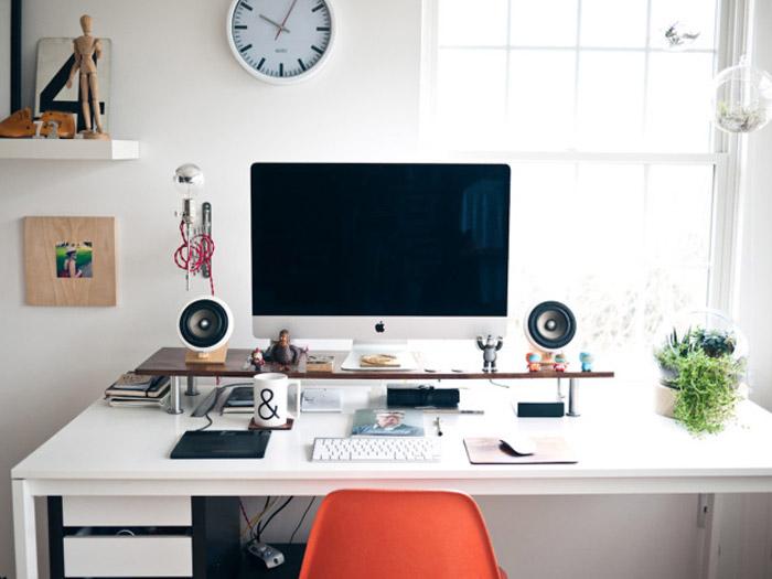 Kreatywne biura – inspiracje