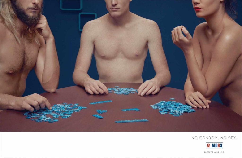 kreatywne reklamy prasowe // aides #print #advertising