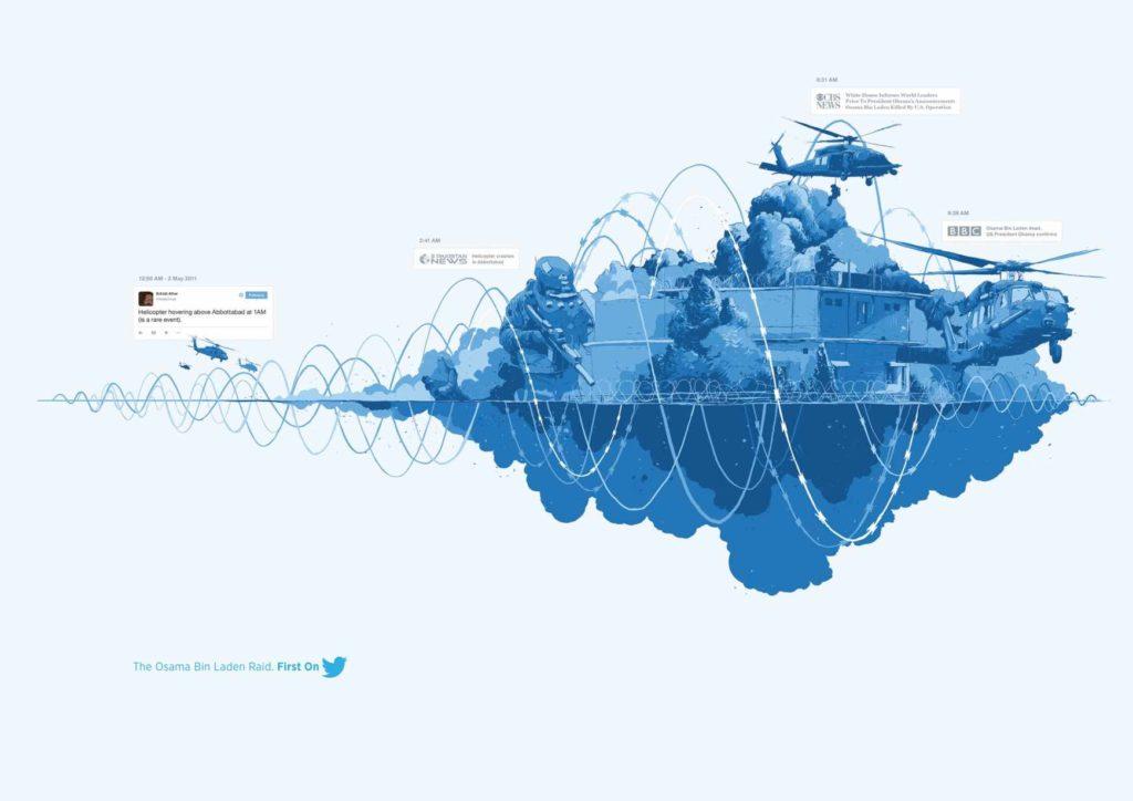 kreatywne reklamy prasowe // twitter #print #advertising