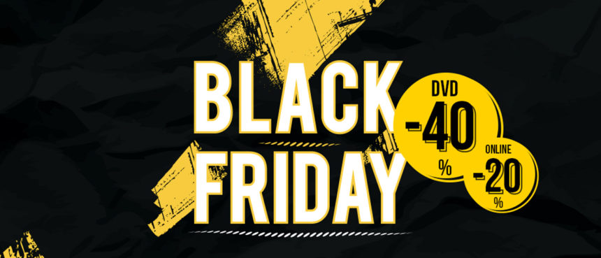 BLACK FRIDAY I CYBER MONDAY – PROMOCJA NA EDUWEB.PL!