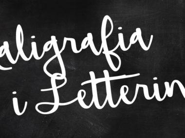 kurs kaligrafia i lettering