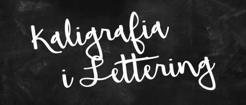 Lettering, kurs rysowania liter