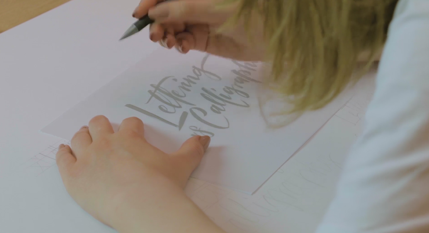 kurs hand lettering