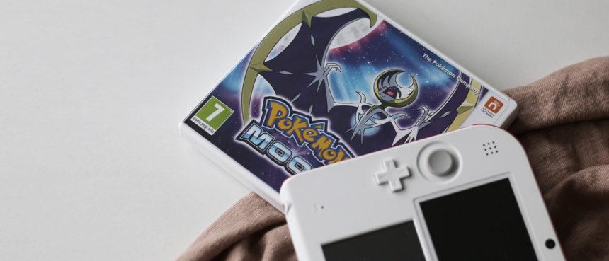 UI w Pokemon Moon