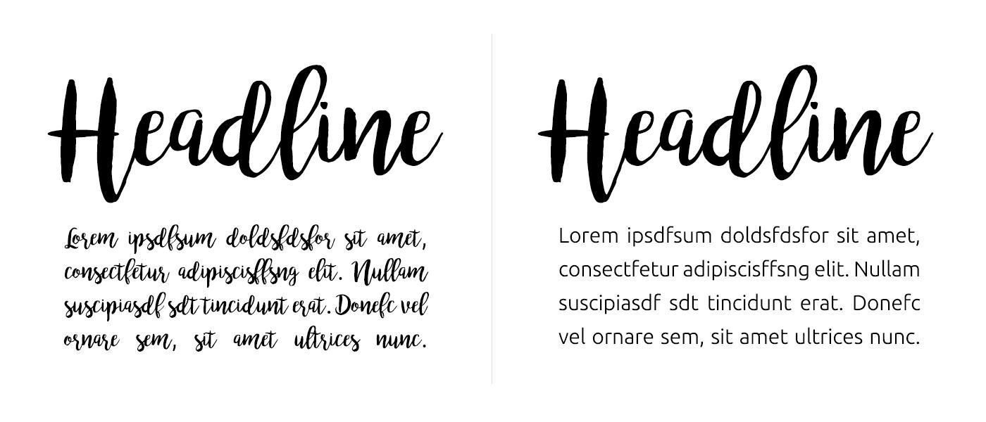 jaki font wybrac