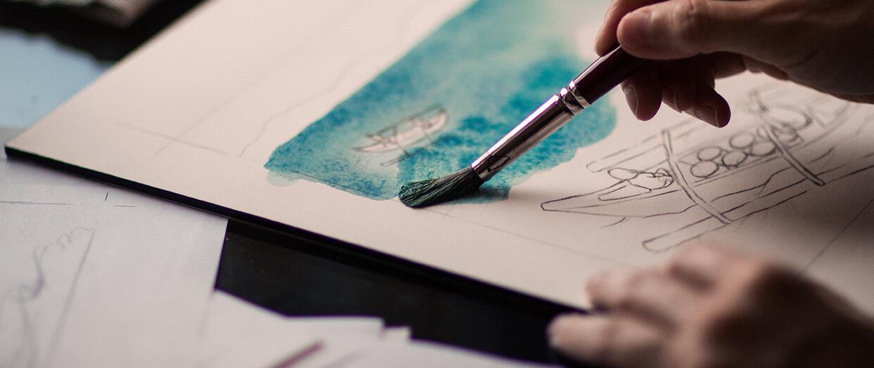 jak pracuje ilustrator