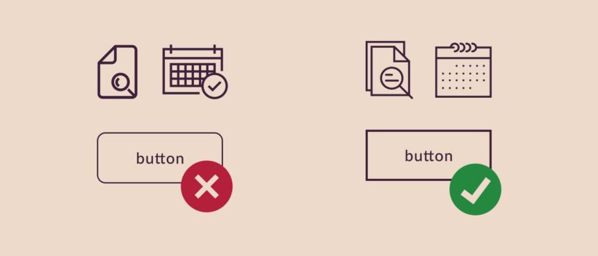 UI: spójność w interfejsie graficznym