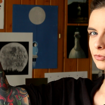Tatuaż, a praca
