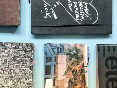 szkicowniki i notesy