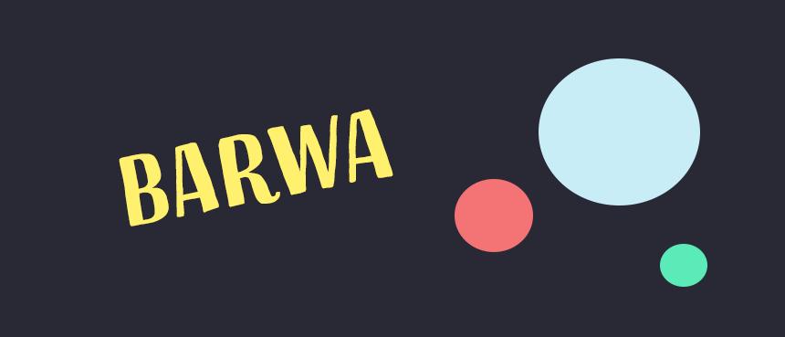 Podstawy projektowania: barwa ikolor