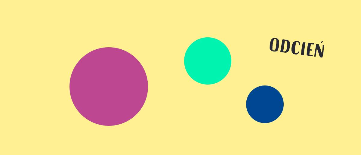 barwa wprojektowaniu graficznym