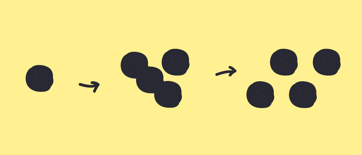 jak budować rytm w grafice?