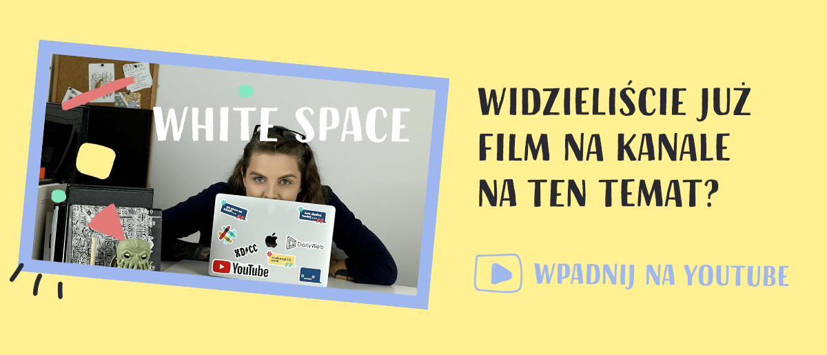 Film na kanale o white space