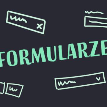 UX & UI // Formularze