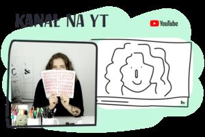 Kanał o projektowaniu na YouTube