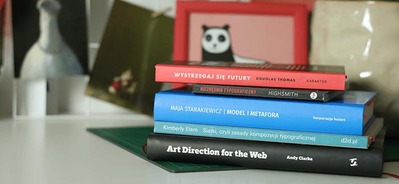 książki dla projektantów