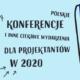 konferencje 2020 dla projektantow