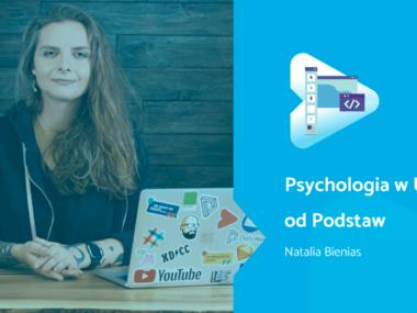 Kurs psychologia w UX od podstaw dla eduweb.pl