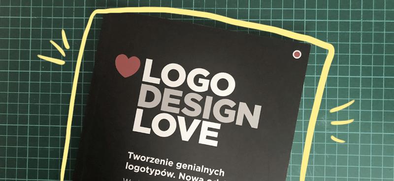 książka logo design love