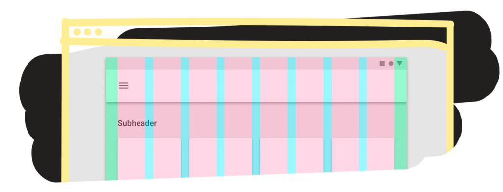Gridy wprojektowaniu UI