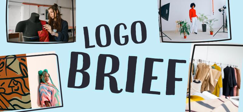Praca domowa Logo Brief