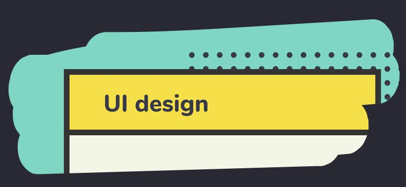Projektowanie graficzne i UI design