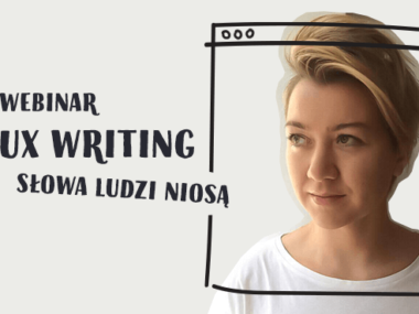 UX writing webinar