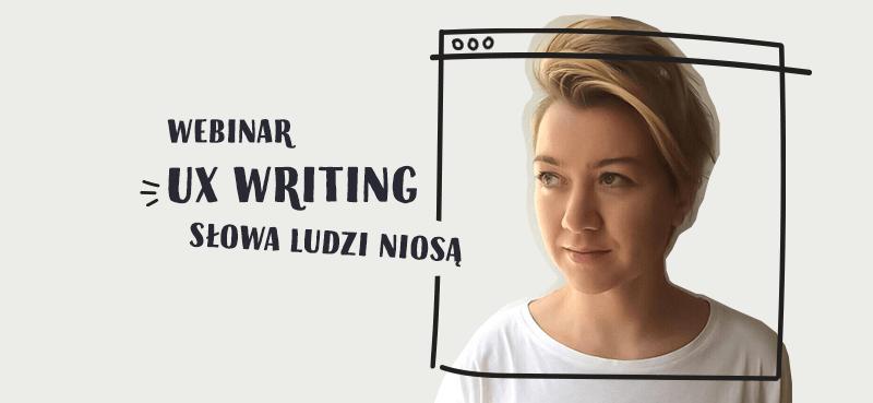 UX writing webinar